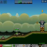 City Siege 3: Jungle Siege