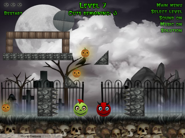 Cut And Kill: Halloween