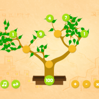 Puzzle Bonsai: Numbers