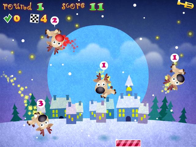 Reindeer Bounce